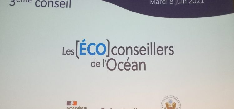 Les ECOConseillers de l'Océan à Océanopolis